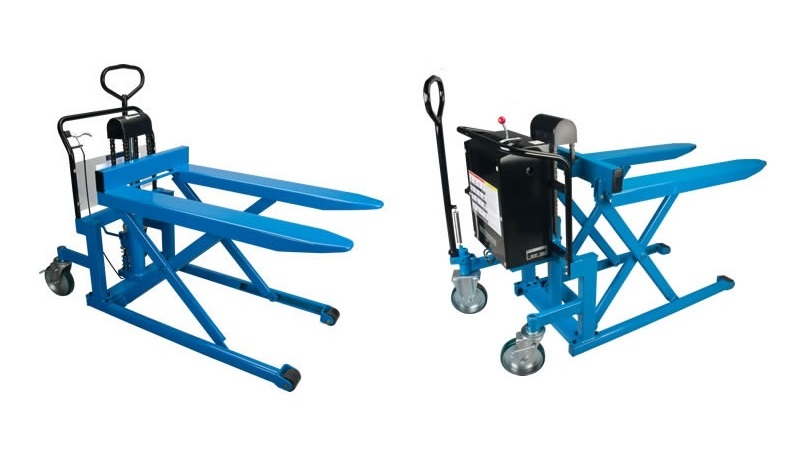 SkidLift™ Mobile Load Positioner