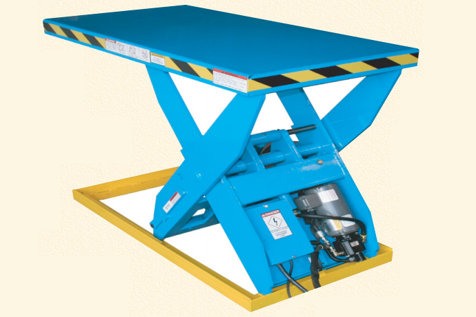 Medium Duty Lift Table