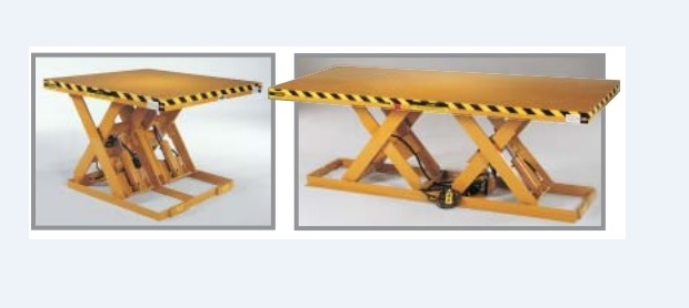 ECOA Scissor Lift Tables