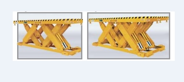 Heavy Duty Scissor Dock Lifts