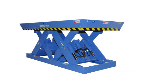 Heavy Duty Double Long Scissor Lift
