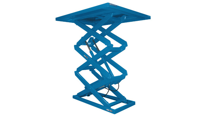 Multiple Stage Lift Table