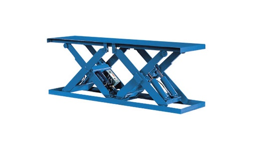 Double Long Hydraulic Lift Table