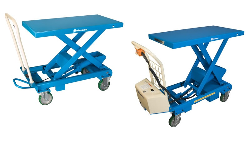 MobiLift™ Mobile Lift Tables