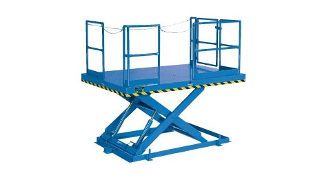 Order Picking Scissor Lift Tables