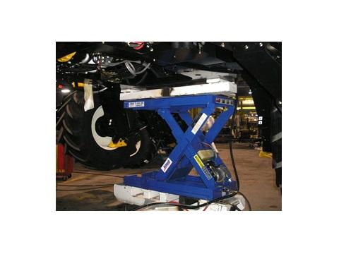 Small Vehicle Assembly Lift
