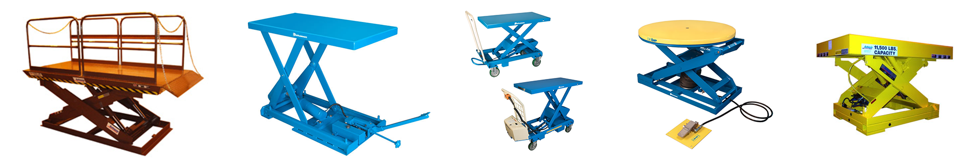 Hydraulic Lift Manufacturers banner