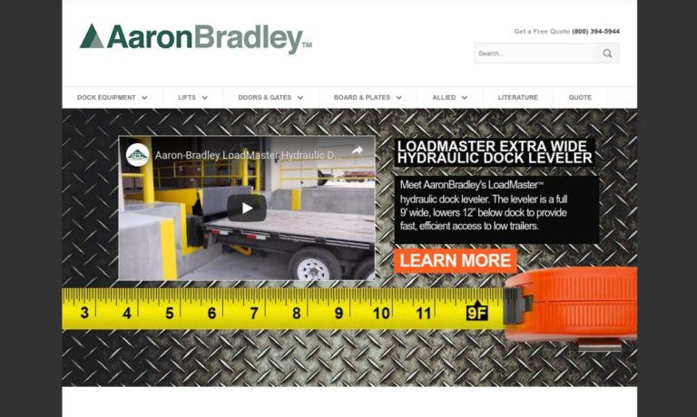 Aaron-Bradley Co., Inc.