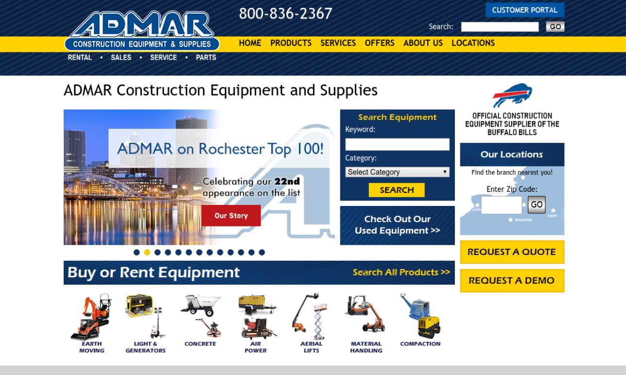 Admar Supply Company Inc.