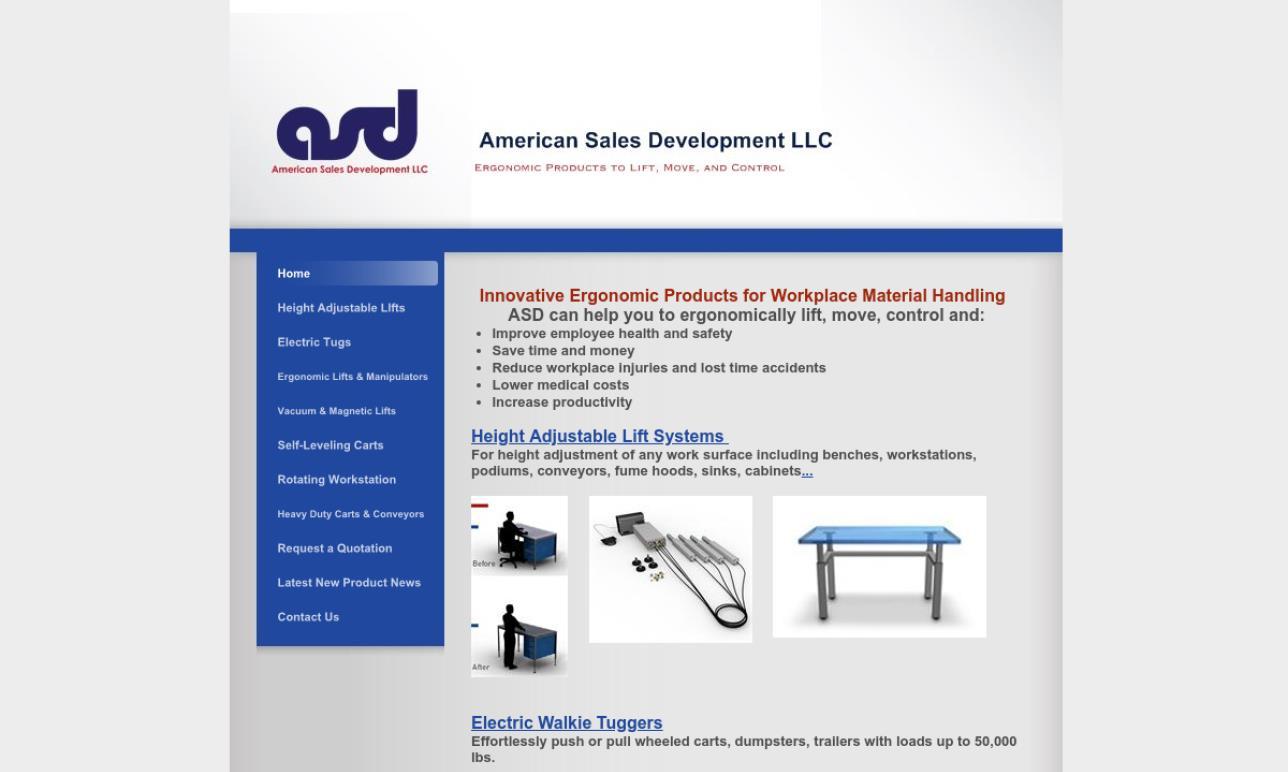 American Sales Development LLC