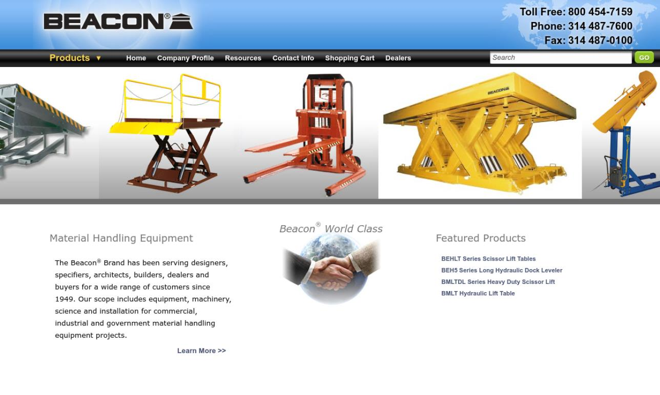 Beacon Industries, Inc.