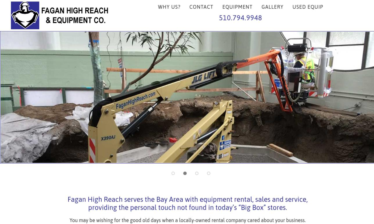 Fagan High Reach & Equipment Co.