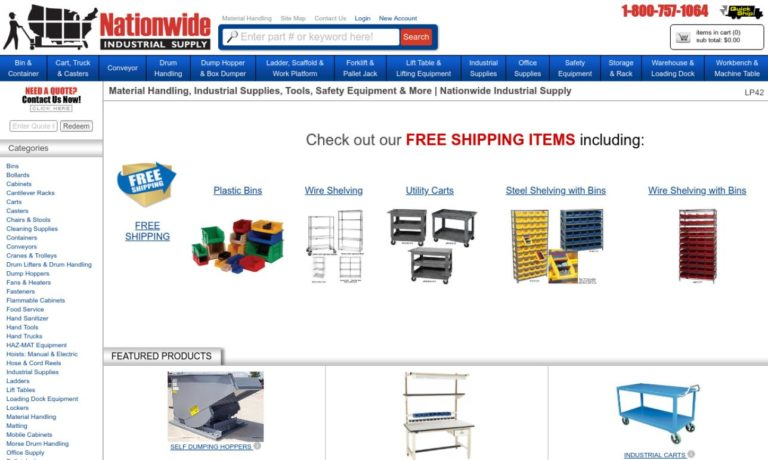 Nationwide Industrial Supply, LLC