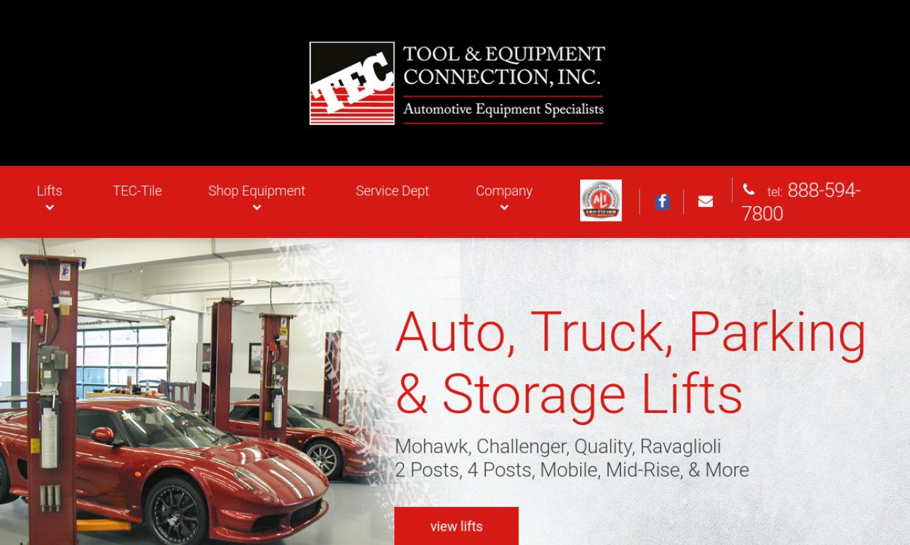 tool & equipment connection, inc